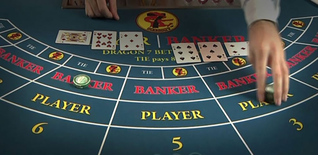 Five Best Tips For Baccarat